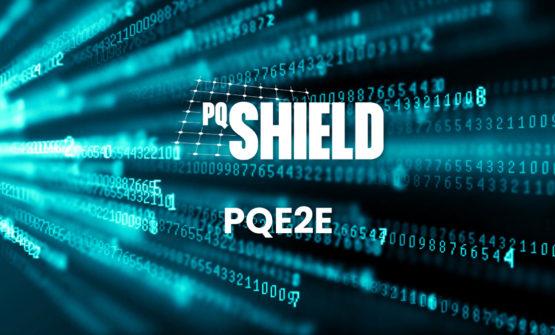 PQE2E end to end encryption