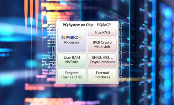 PQSoC crypto co-processor summary